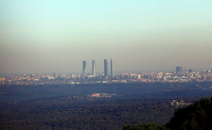Madrid sufre graves problemas de contaminación