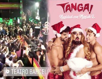 Una discoteca que celebra fiestas LGTBI monta un mitin de VOX con Abascal como DJ