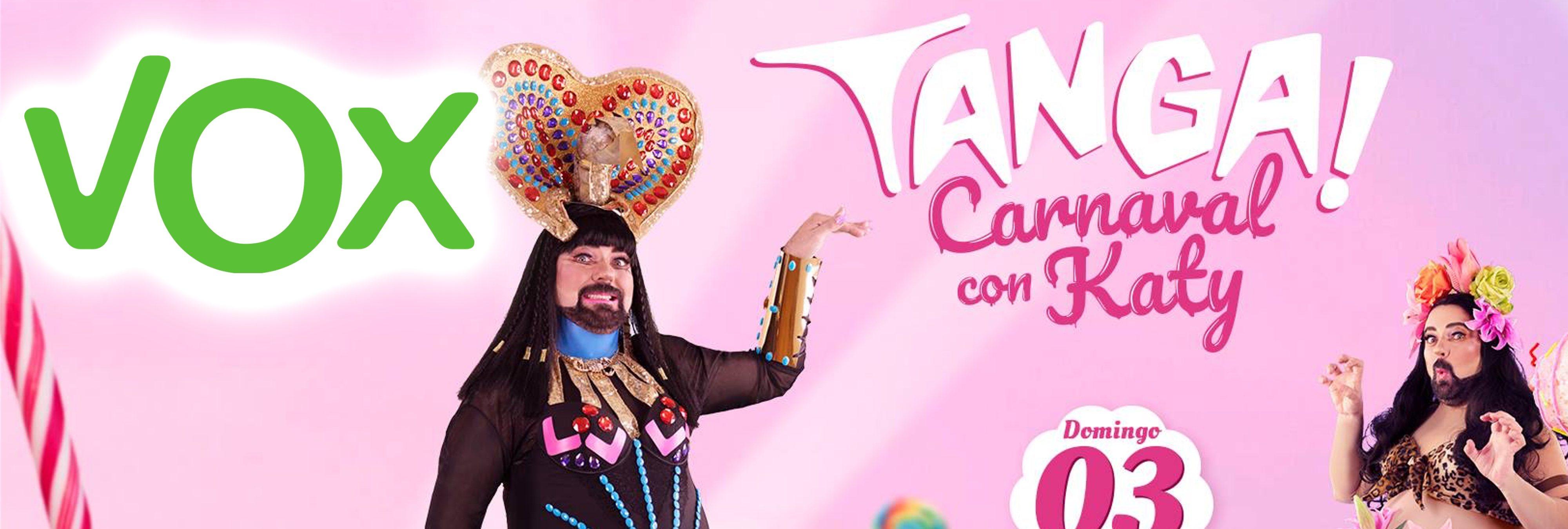 'Tanga' cancela su evento en el Teatro Barceló y anuncia cambio de sala para la próxima fiesta