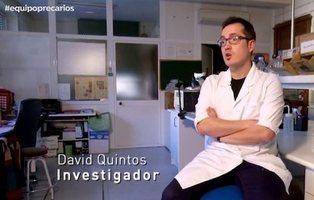 En España un investigador del Alzheimer cobra 900 euros al mes