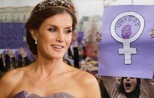 La prensa publica que la reina Letizia secundará la huelga feminista del 8M y las redes se mofan