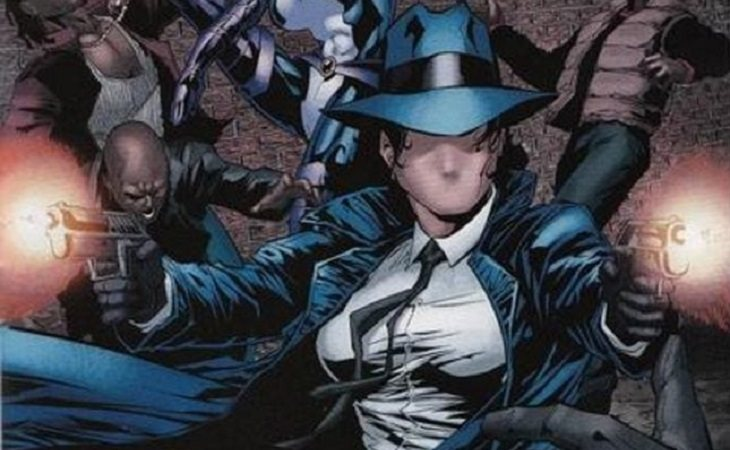 Renee Montoya, la segunda The Question