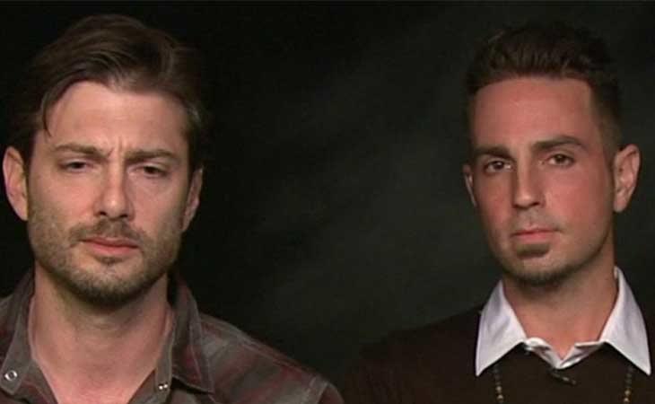 Los dos testigos del documental