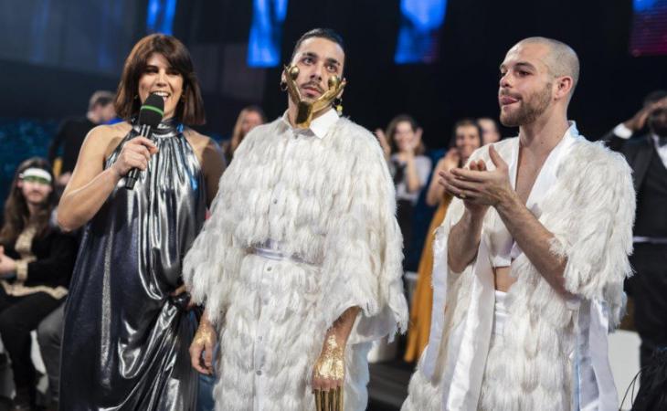 Conan Osíris nada más ser elegido para Eurovisión