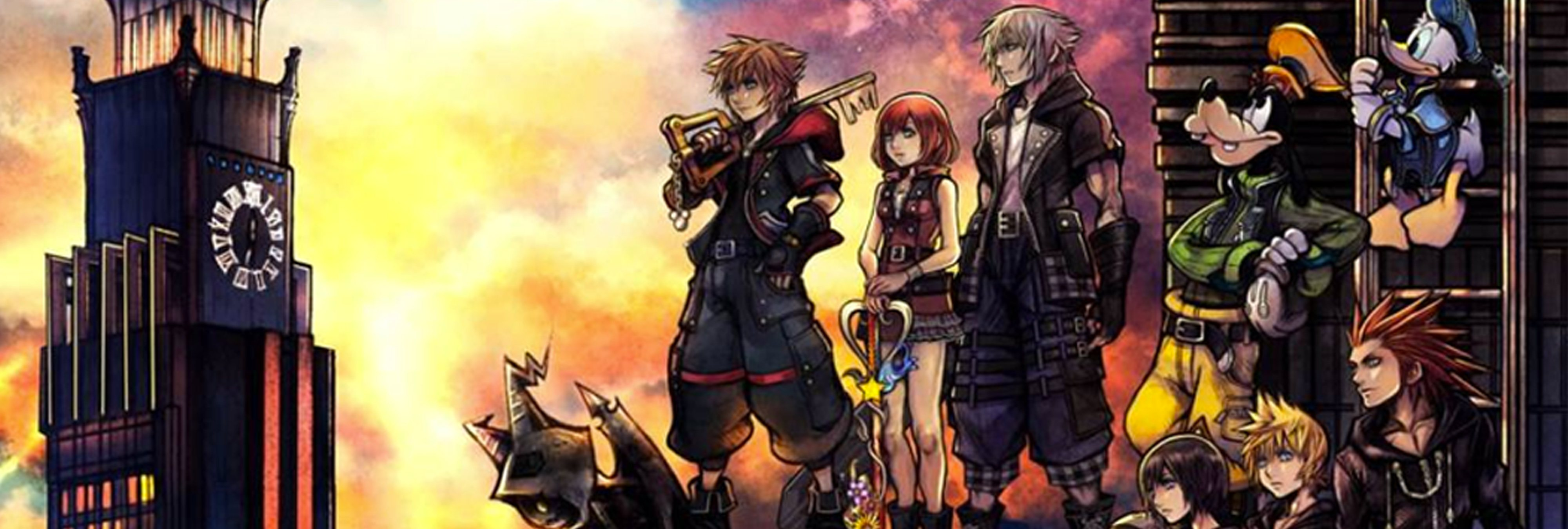 11 curiosidades y secretos de 'Kingdom Hearts III'