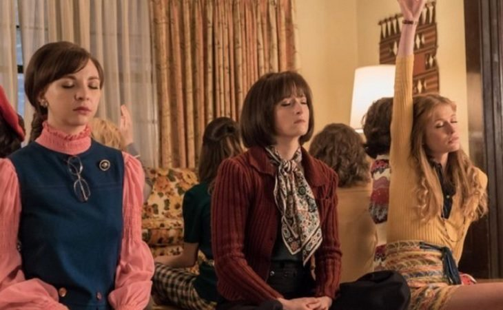 Las chicas de 'Good Girls Revolt'