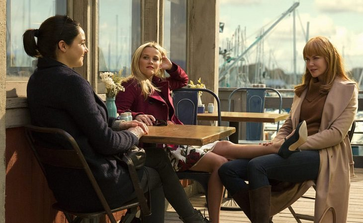 Personajes principales de 'Big Little Lies'