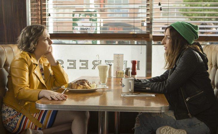 Hannah y Shoshanna en 'Girls'