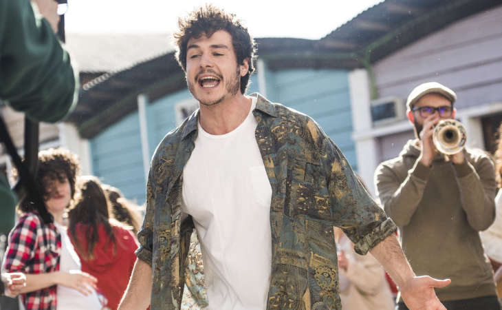 El videoclip de 'La venda' ha sido grabado íntegramente en Barcelona