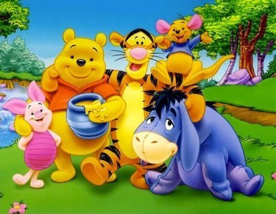 'Winnie The Pooh': los trastornos mentales que representan sus protagonistas