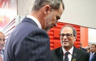 """El Parlament de Cataluña investigará las actividades """"delictivas"""" de la Casa Real"""