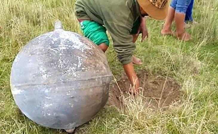 En 2018 otro objeto no identificado impactó en Puno