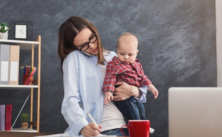 El estudio culpa únicamente a las madres de la alimentación de sus hijos