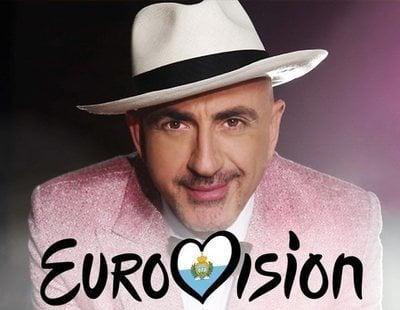 Eurovisión 2019: San Marino hace regresar a Serhat, que trae los ochenta de vuelta