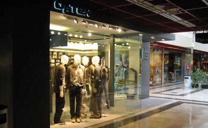 Inditex finalmente cerró todas las tiendas y solamente conservó una decena de establecimientos que terminaron como Pull & Bear