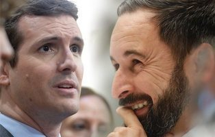 El PP ahora teme que la extrema derecha les quite votos y VOX se ríe en su cara