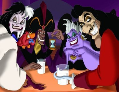 Los villanos y villanas de Disney, de peor a mejor