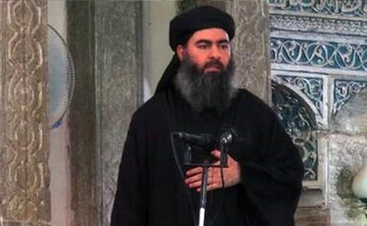 Abu Bakr al-Baghdadi es el líder del Daesh