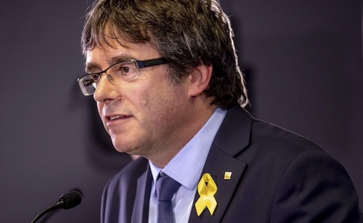 Puigdemont ocultó el informe que mostraba la corrupción en la obra pública