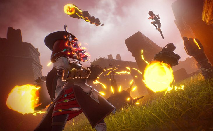 'Spellbreak' llegará a PC a finales de 2019