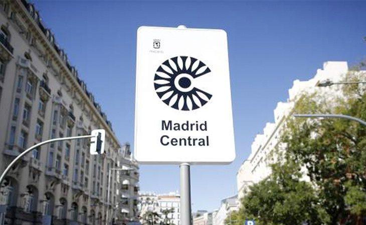 Desde el 16 de marzo se comenzará a sancionar por acceder ilegalmente a Madrid Central