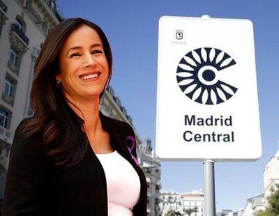 Begoña Villacís (Cs) asegura que si sale elegida alcaldesa cancelará Madrid Central