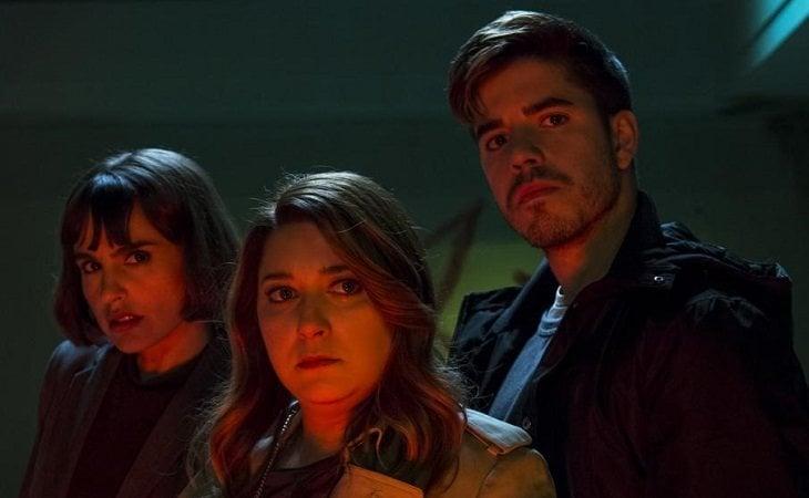 Roi en la segunda temporada de 'Paquita Salas'