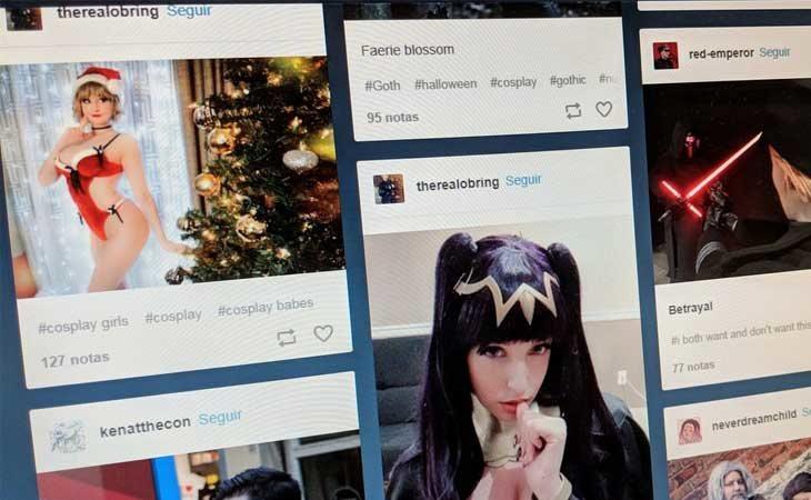Tumblr ha perdido el 17% de visitas tras prohibir el porno