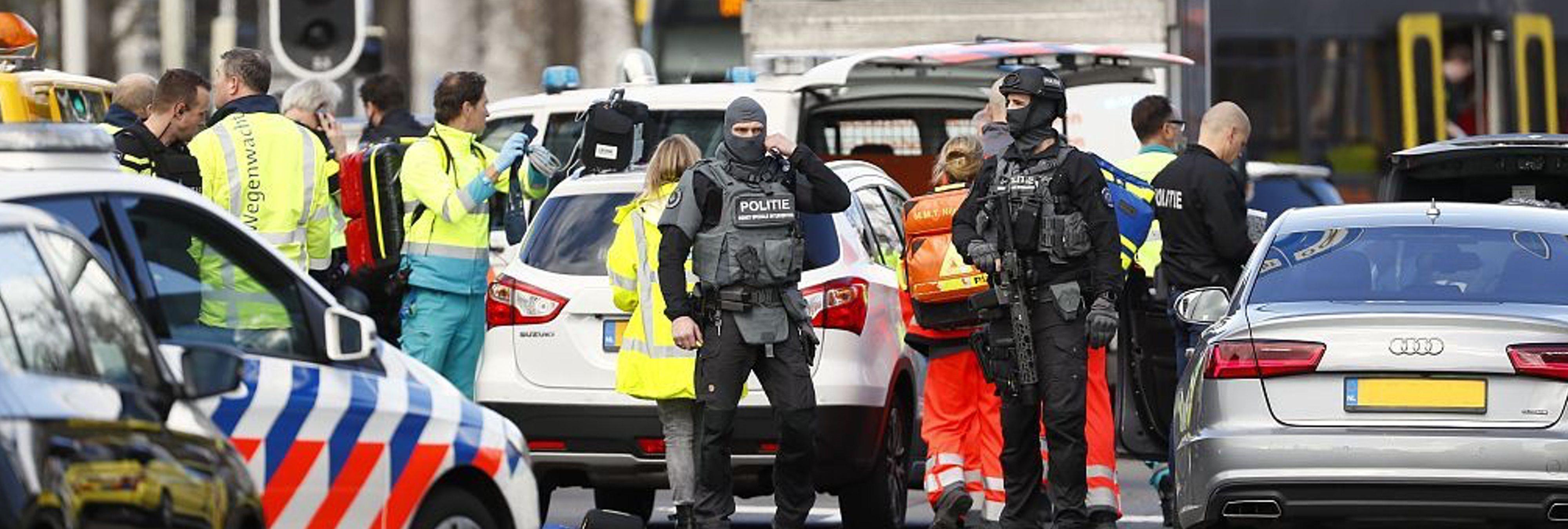 Un muerto y varios heridos en un tiroteo en Utrecht
