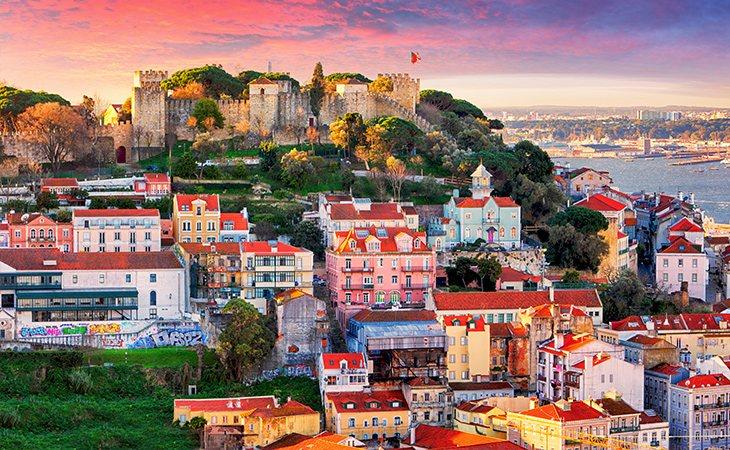 El encanto de Lisboa reside en las calles, mercados y plazas