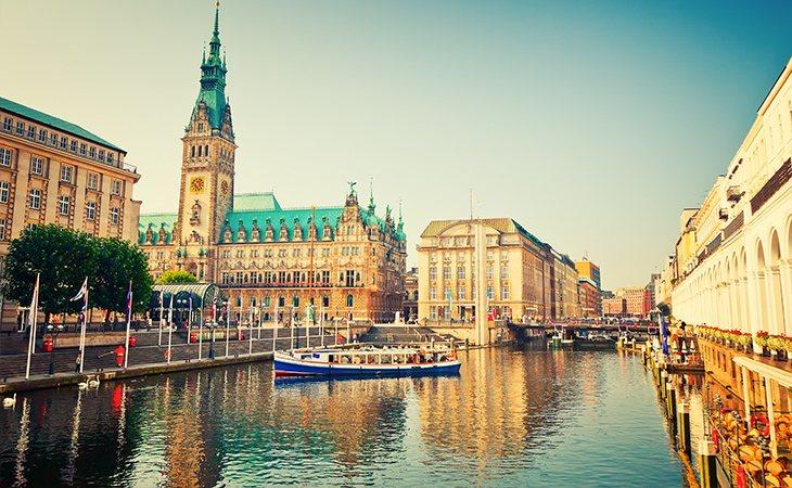 Los barrios del puerto de Hamburgo son el encanto especial de la ciudad