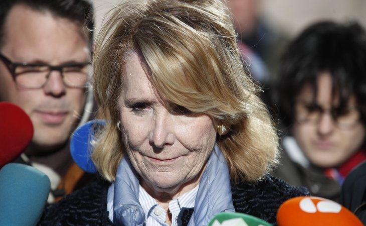 Esperanza Aguirre y sus elecciones 'a dedo'