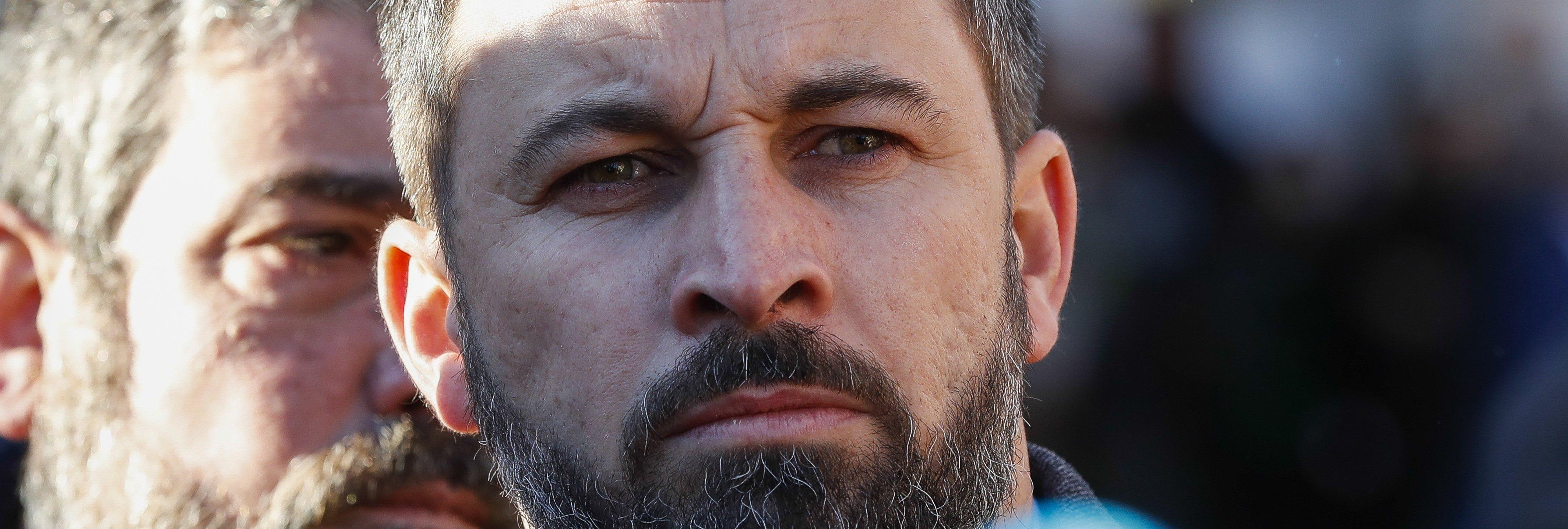 Santiago Abascal se llevó 82.000 euros por dirigir una fundación pública que no dio resultados