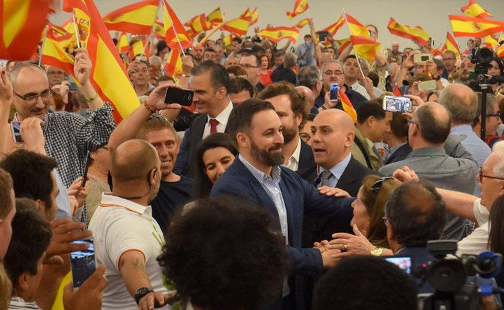 Santiago Abascal, el más y mejor español de todos