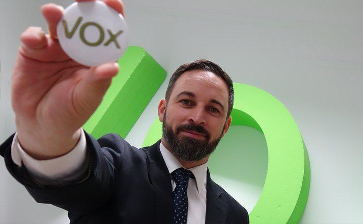 VOX, un partido de extrema derecha