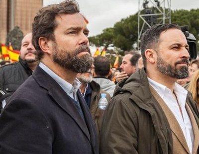 """VOX quiere prohibir los partidos que """"no creen en la unidad de España"""""""