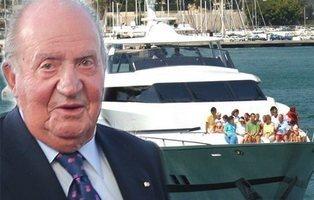 El Fortuna, el lujoso yate del rey Juan Carlos, no encuentra comprador
