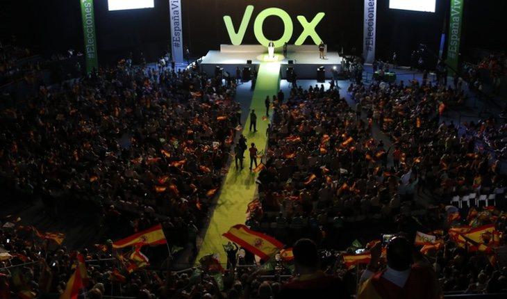 Convención de VOX