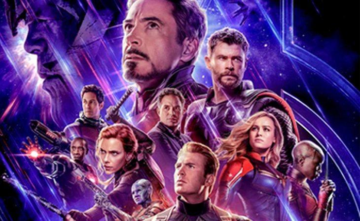 'Vengadores: Endgame' se estrena el próximo 25 de abril