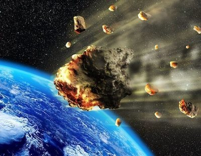 La NASA informa del impacto de un meteorito con 10 veces más energía que la bomba de Hiroshima