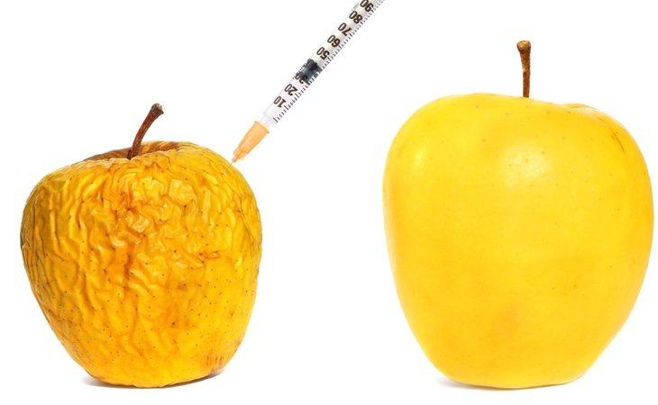 Quien dice manzanas, dice...