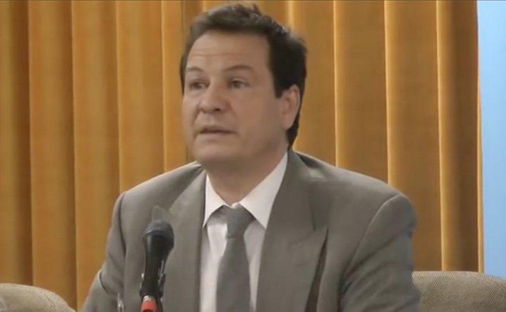 Fernando Paz, candidato de VOX por Albacete