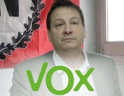 VOX presenta un candidato abiertamente homófobo y que niega el Holocausto nazi