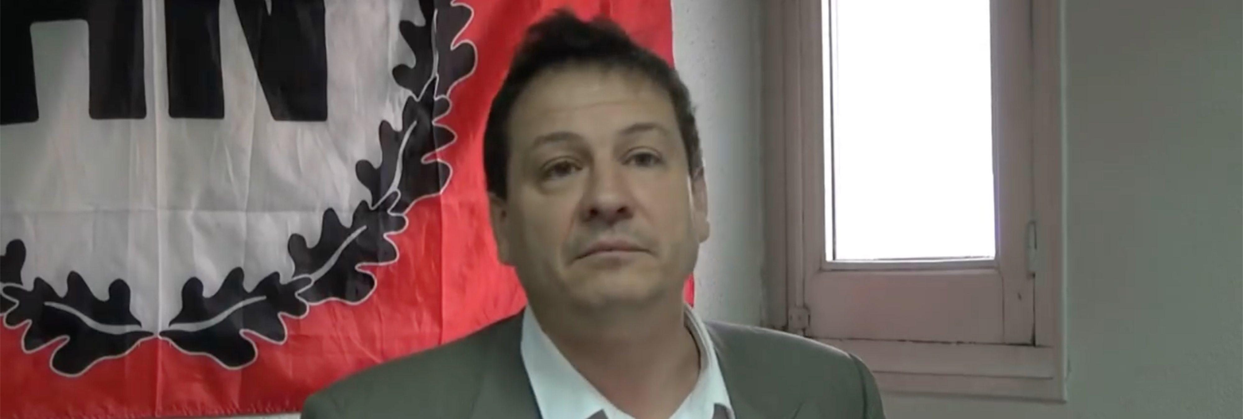 Fernando Paz, el candidato de VOX abiertamente homófobo que niega el Holocausto nazi