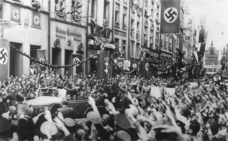 La lealtad hacia el 'Fuhrer' era algo muy importante para los nazis
