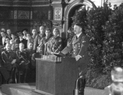 Supervivientes de las SS aún cobran una pensión concedida por el propio Hitler
