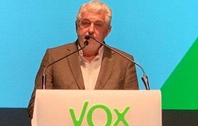 El candidato de VOX por La Rioja fue detenido por apedrear autobuses de niños vascos