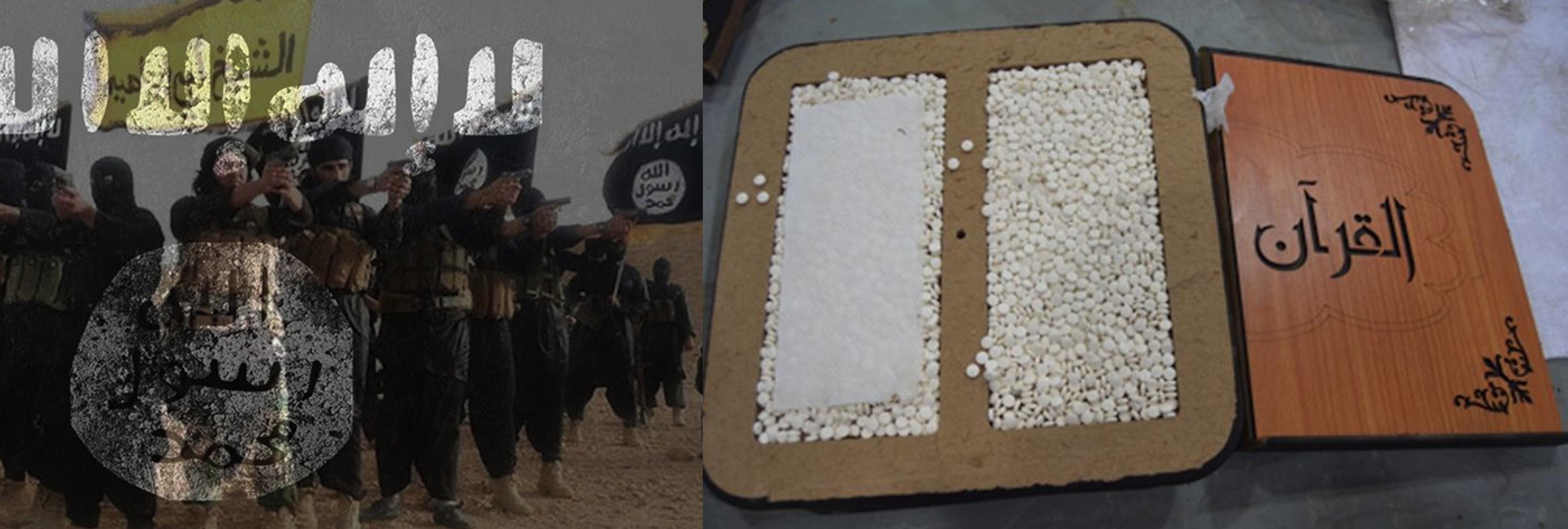 'Captagon': la droga de los yihadistas preocupa a España por popularizarse en discotecas