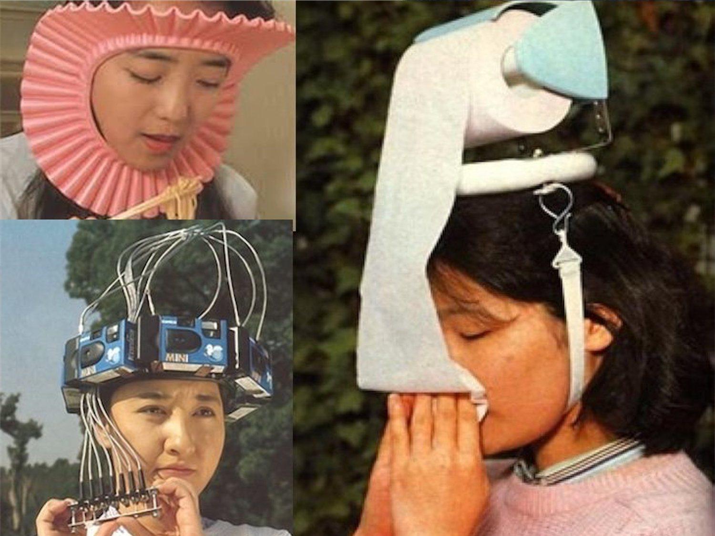 Los 8 inventos japoneses más surrealistas del mundo