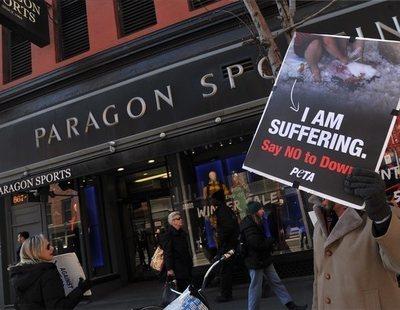 El imperio 'PETA': la ONG animalista que vive en accionariados de multinacionales de moda